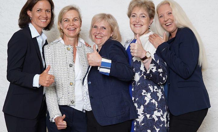 Liste 32 - FDP.Die Liberalen Frauen