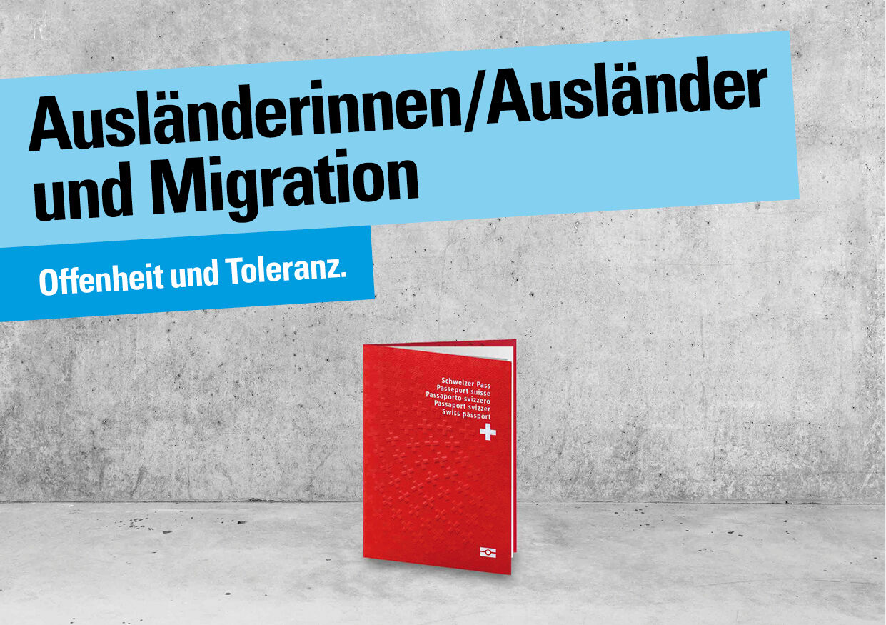 Die FDP Basel-Stadt für Offenheit und Tolleranz