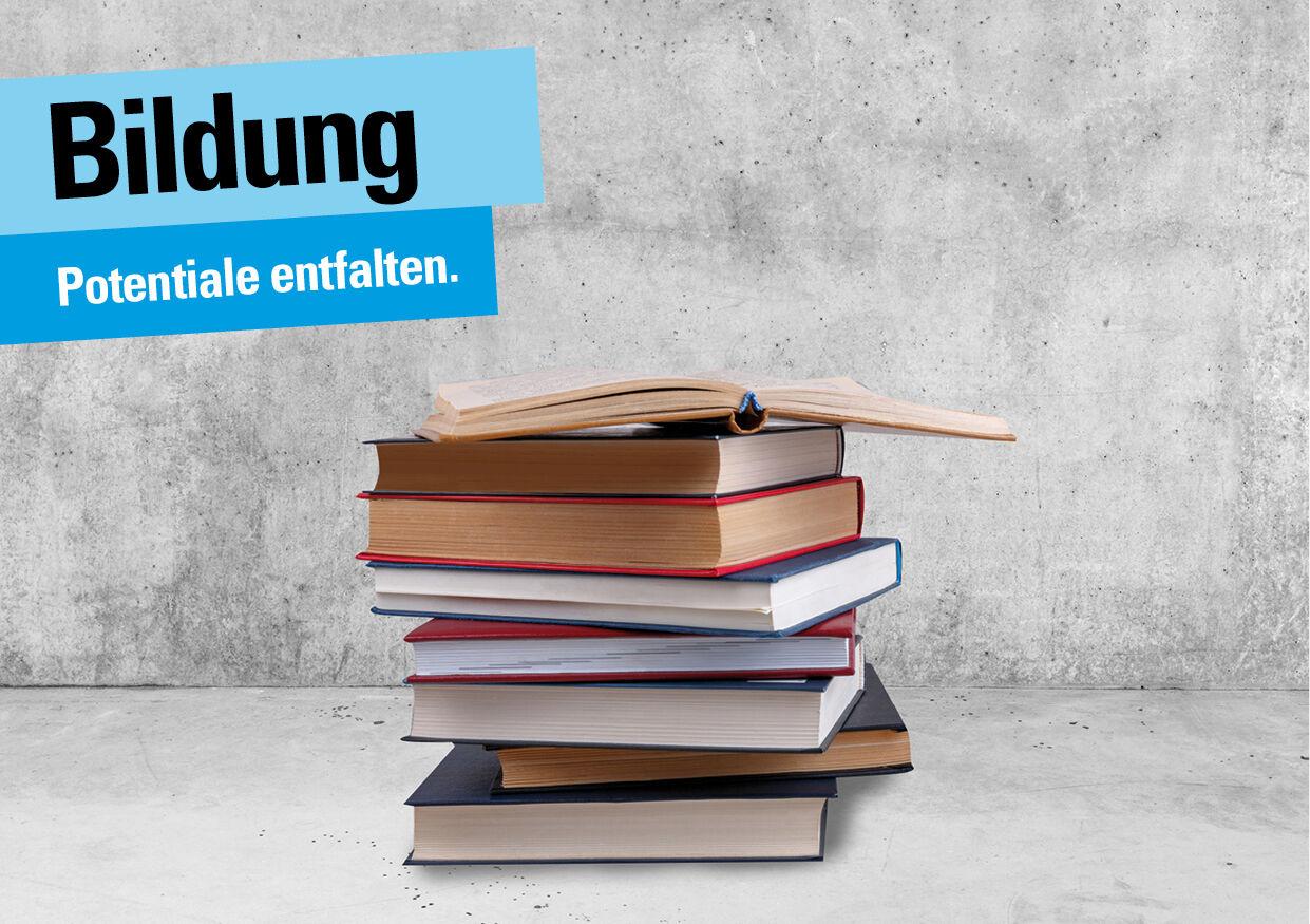 Bildung: Die FDP möchte Potentiale entfalten