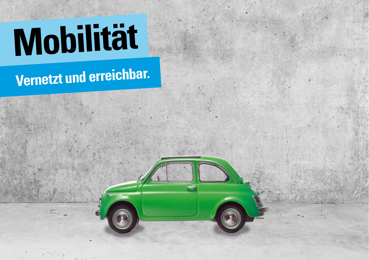 Mobilität: FDP Basel-Stadt steht für vernetzt und erreichbar