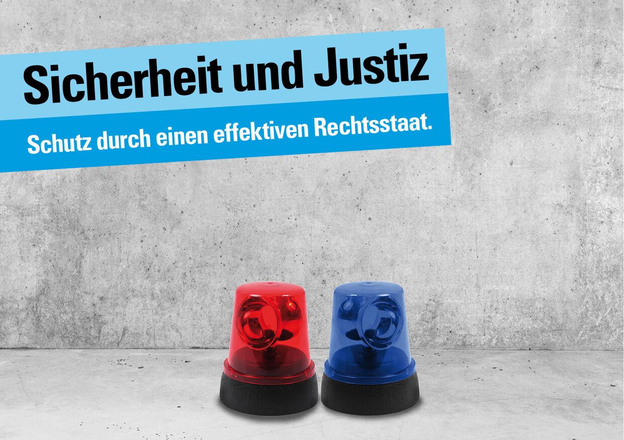 Die FDP Basel-Stadt steht für Schutz durch effektiven Rechtsstaat