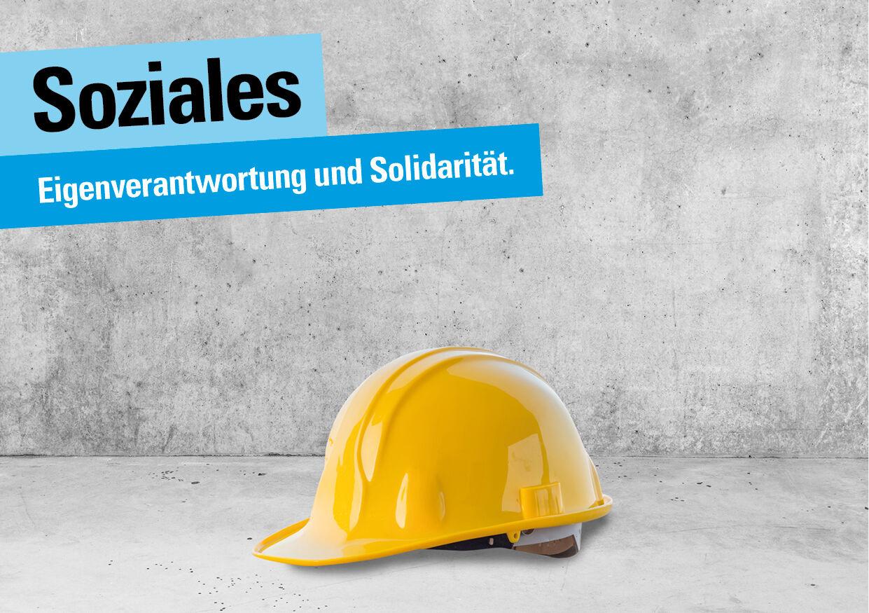 Die FDP Basel-Stadt setzt auf Eigenverantwortung und Solidarität
