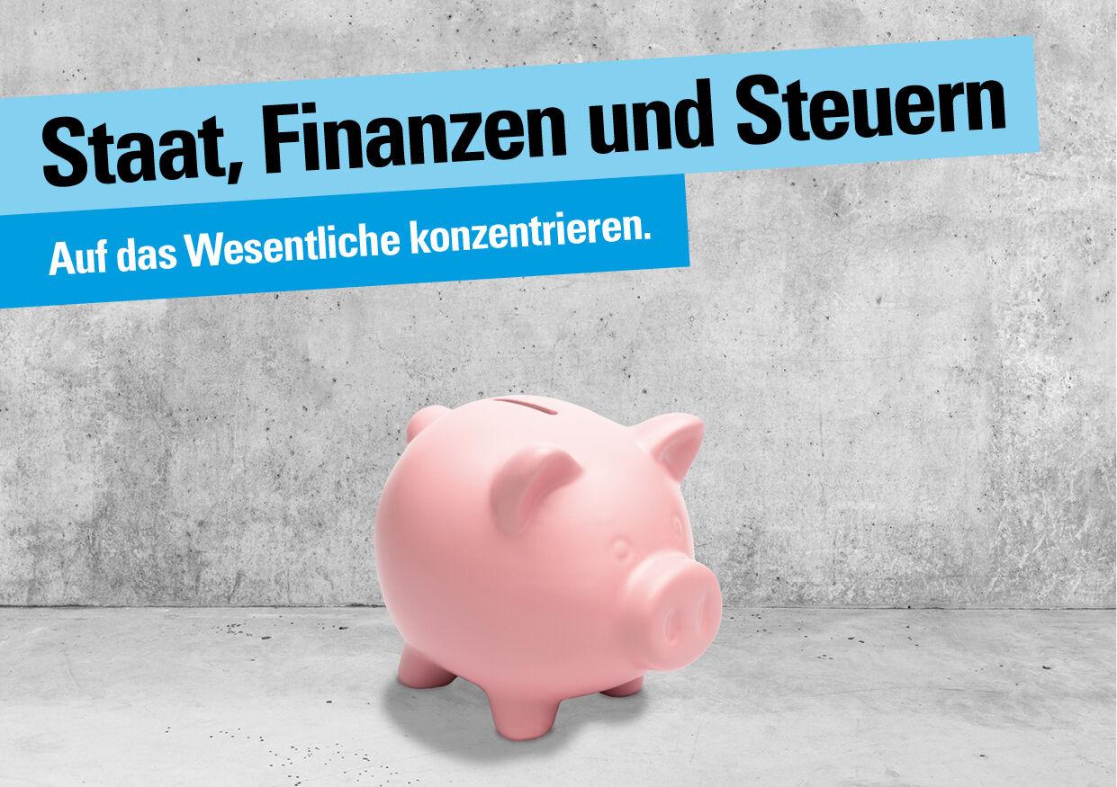 Die FDP Basel-Stadt möchte sich auf das Wesentliche konzentrieren