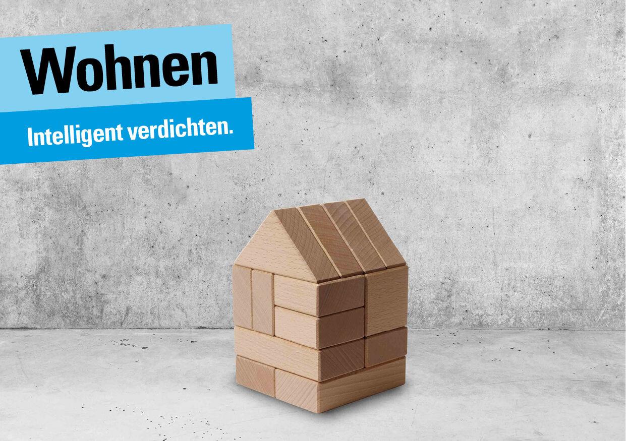 Wohnen für die FDP Basel-Stadt: Intelligent verdichten